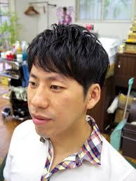 髪型30代社会人のツーブロック 武蔵野台駅に最も近い Barber