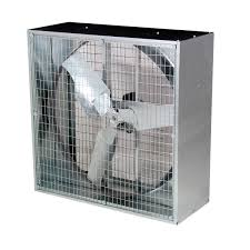 fan box. whirl-wind box fan - 36 inch drive-dd 115/230
