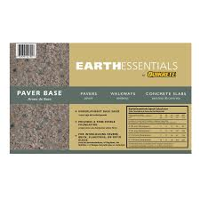 earthessentials by quikrete 0 5 cu ft paver base sand
