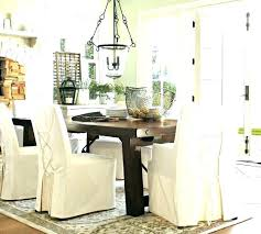 white slipcovered dining chairs slipcovers for dining chairs with arms sure fit dining room chair covers