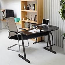 laptop office desk.  Laptop GreenForest LShape Corner Computer Office Desk PC Laptop Table Workstation  Home 3 Inside