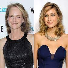 Helen Hunt and Leelee Sobieski | These Celebrity Lookalikes Will Blow Your  Mind | POPSUGAR Celebrity Photo 26