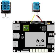getting started lattepanda hackster io dht c application