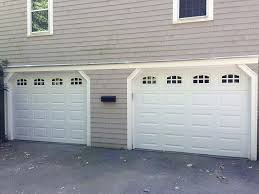 panel garage doors chi overhead doors model steel raised panel garage doors in white with cascade panel garage doors