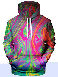 <b>Men's 3D Creative</b> Printing Hoodie Street Fashion Pullover ...