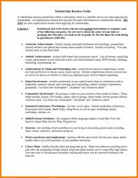 Interests To Put On Resume Examples Some Hobbies For Example Of A Cv