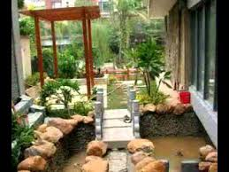 Small Picture Home garden design ideas YouTube