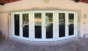airmaster patio outswing impact doors installation in pinecrest fl