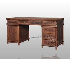 antique wood writing desk living room puter desk burma rosewood rectangle book tables vintage hooker furniture r0 hooker