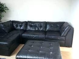 black leather sectional sofa black microfiber sectional sofas gorgeous leather sectional with chaise and ottoman black