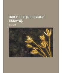 religious essays daily life religious essays buy daily life daily life religious essays buy daily life religious essays daily life religious essays