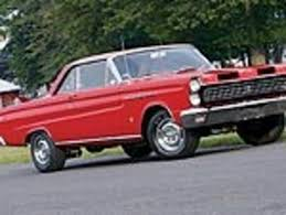 1965 Mercury Comet Cyclone - Mustang & Fords