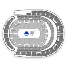 Nashville Predators Arena Seating Chart Putt Putt Center
