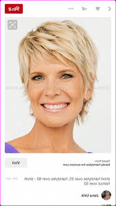 Fashion Cute Hairstyles For Women Over 50 Exquisite Edgy Short