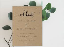Corporate Invitation Template Amazing 48 Sample Invitation Templates Free Editable PSD AI Vector EPS