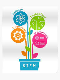 Cool Science Technology Engineering Math Stem T Shirts Gifts Women Men Poster