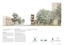 Shelter International Architectural Design Competition For Students 2018 London Affordable Housing Challenge Competition Winners