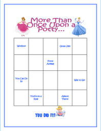Princess Potty Chart Princess Potty Chart Also Made This Chart For End Of Day