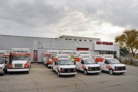 U Haul Customer Service All Canadian Self Storage Toronto U Haul Truck Rental In Toronto