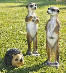 meerkat garden ornaments meerkats