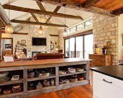 Rustic Open Kitchen Designs 1117 DEMOTIVATORS Kitchen Rustic