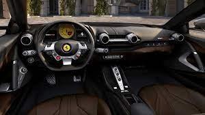 Ferrari 812 Gts Zerstört Frisuren Mit 800 Ps