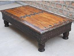 chic large wood coffee table pleasing rustic wood coffee table decor beautiful homes