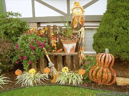 Outside Fall Decor Outdoor Autumn Decorations A Plus Design Reference