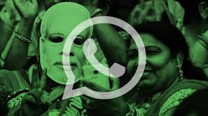 India The Whatsapp Election Financial Times