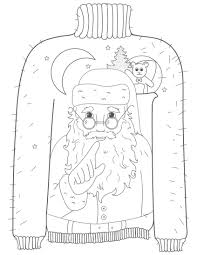 Coloring Pages Ideas Christmas Coloring Printables Pages Ideas