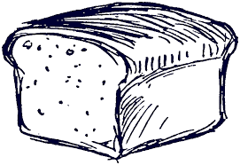 loaf of bread drawing. Brilliant Drawing 700x481 Drawing Bread Loaf Of Bread Bible Pictures Drawing Clipart Lost  Weight Intended Bread O