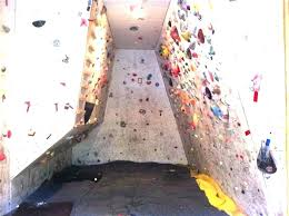 diy climbing wall build a climbing wall build their very own indoor rock climbing wall children
