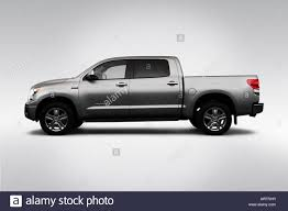 2007 Toyota Tundra Limited CrewMax in Silver - Drivers Side ...