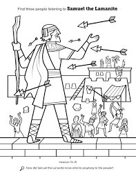 Small Picture Samuel the Lamanite