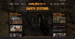 Hunter Safety System Size Chart Tree Stand Safety Harness Muddy Outdoors Muddy Outdoors