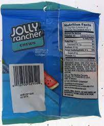 Jolly Ranchers Chews Ingredients