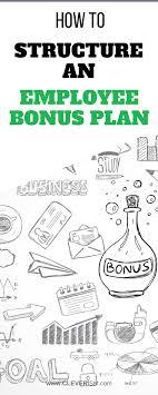 Short Term Incentive Plan Design How To Structure An Employee Bonus Plan Cleverism
