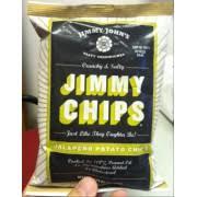 Jimmy Johns Potato Chips Jalapeno Jimmy Chips