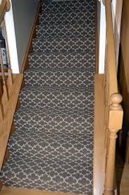 patterned stair carpet. Masland Carpet Installation With Pattern Match Patterned Stair E