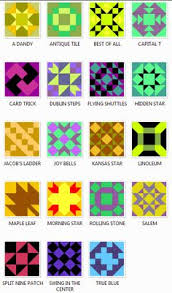 free quilt block patterns to print | quilt motifs set 1 continuous ... & There are over 500 quilt block patterns in our online library. Print out  templates to patchwork and applique patterns quickly and easily and receive  free ... Adamdwight.com