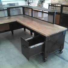 office desks wood.  Office Incredible Alluring Custom Wood Office Furniture 17 Best Ideas About  And With Regard To L Shaped Desk Desks G