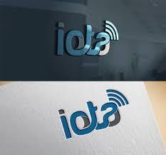 Iota Design Modern Elegant Iot Logo Design For Iota By Design_ghost 2