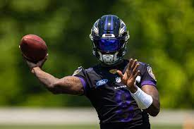 Ravens QB Lamar Jackson's MVP odds are ...