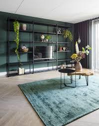 Woonkamer Binnenkijker Interieur Inspiratie Visgraat Vloeren