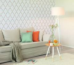 Tolle Wohnzimmer Mit Wandtapeten 3d Steinoptik Luxus