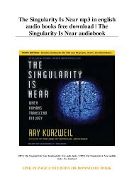 Mp3 Charts Free Download The Singularity Is Near Mp3 In English Audio Books Free
