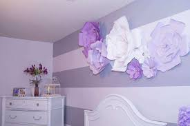 large paper flowers wall decor inspirational flower wall art decor diy paper flowers decor home