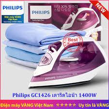 Bàn ủi hơi nước Philips GC1740 - Hàng chính hãng