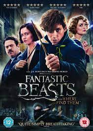 Fantastic Beasts and Where To Find Them DVD 2016: Amazon.co.uk: Eddie  Redmayne, Katherine Waterston, Dan Fogler, David Yates, Eddie Redmayne,  Katherine Waterston: DVD & Blu-ray