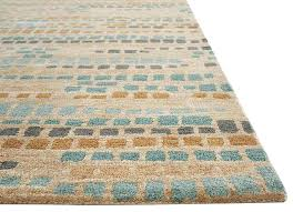 ombre area rugs hand tufted blue nights rug ombre area rugs